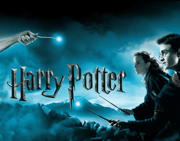 Harry Potter-es cuccok banner