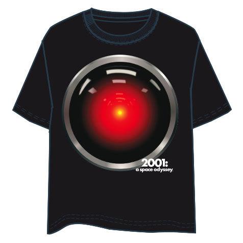 2001: A Space Odyssey felnőtt póló termékfotó