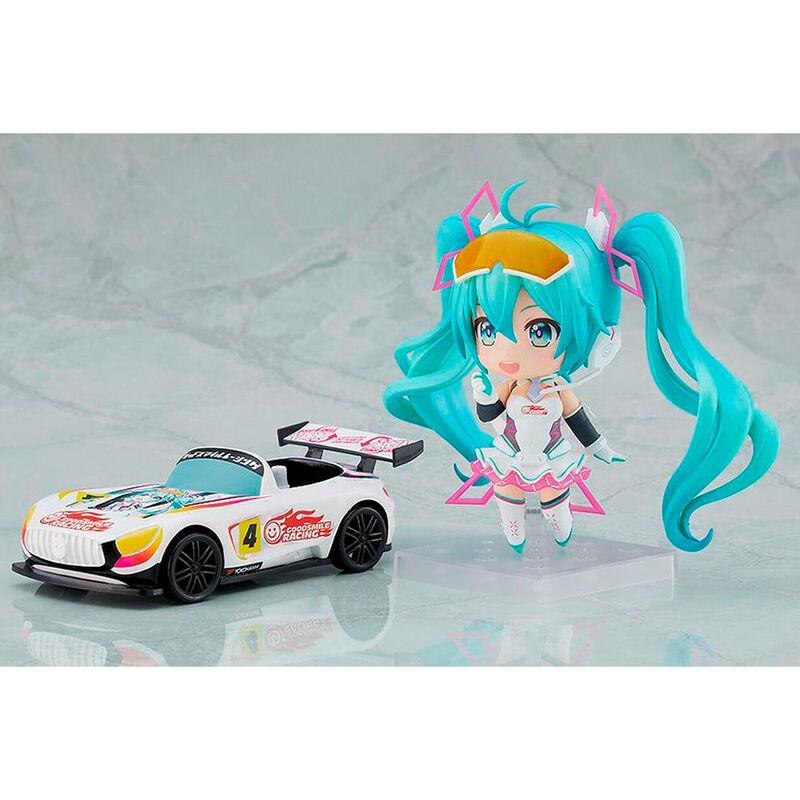 2021 Hatsune Miku GT Project Miku Racing Nendoroid figura 10cm termékfotó