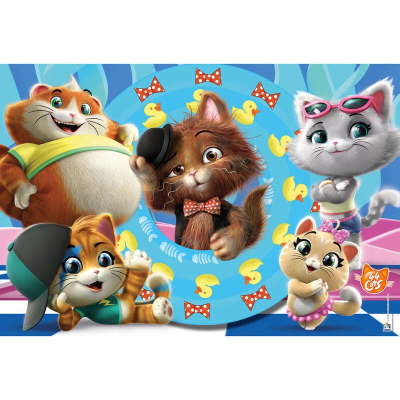 44 Cats Maxi puzzle 60db-os termékfotó