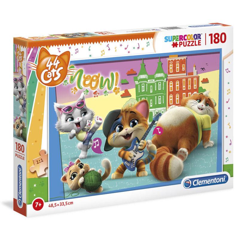 44 Cats puzzle 180db-os termékfotó