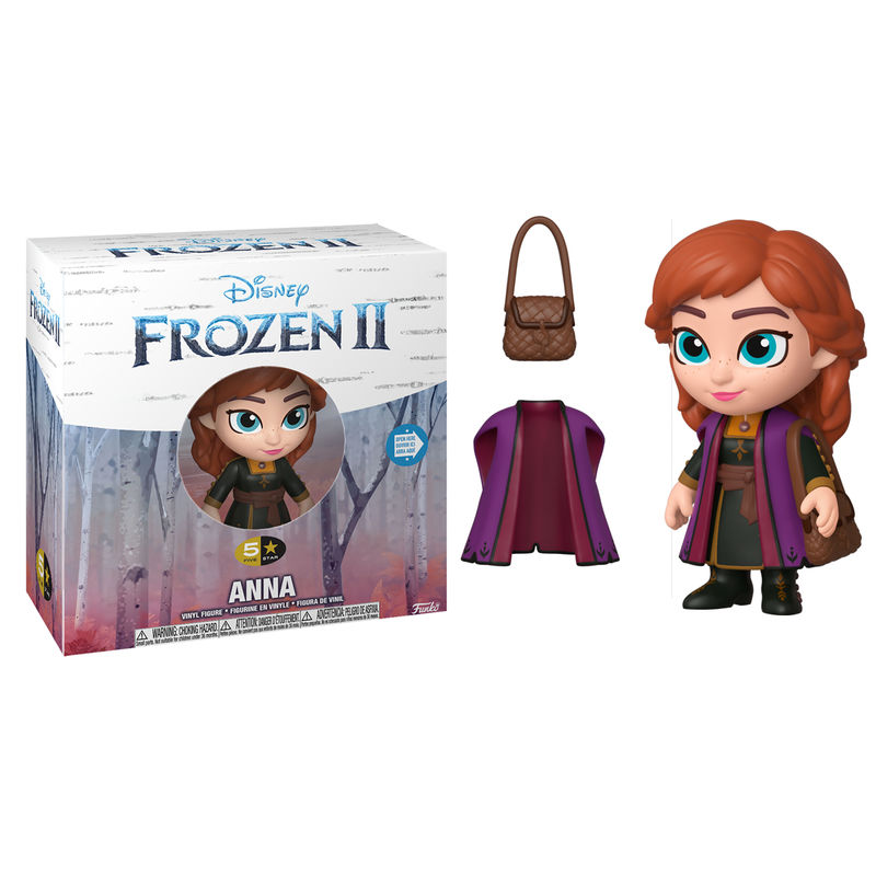 5 Star figura Disney Jégvarázs 2 Anna termékfotó