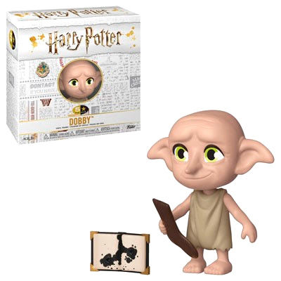 5 Star figura Harry Potter Dobby termékfotó