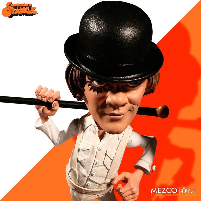 A Clockwork Orange Alex DeLarge figura 15cm termékfotó