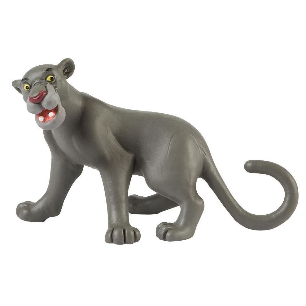 A dzsungel könyve Bagira Disney figura termékfotó