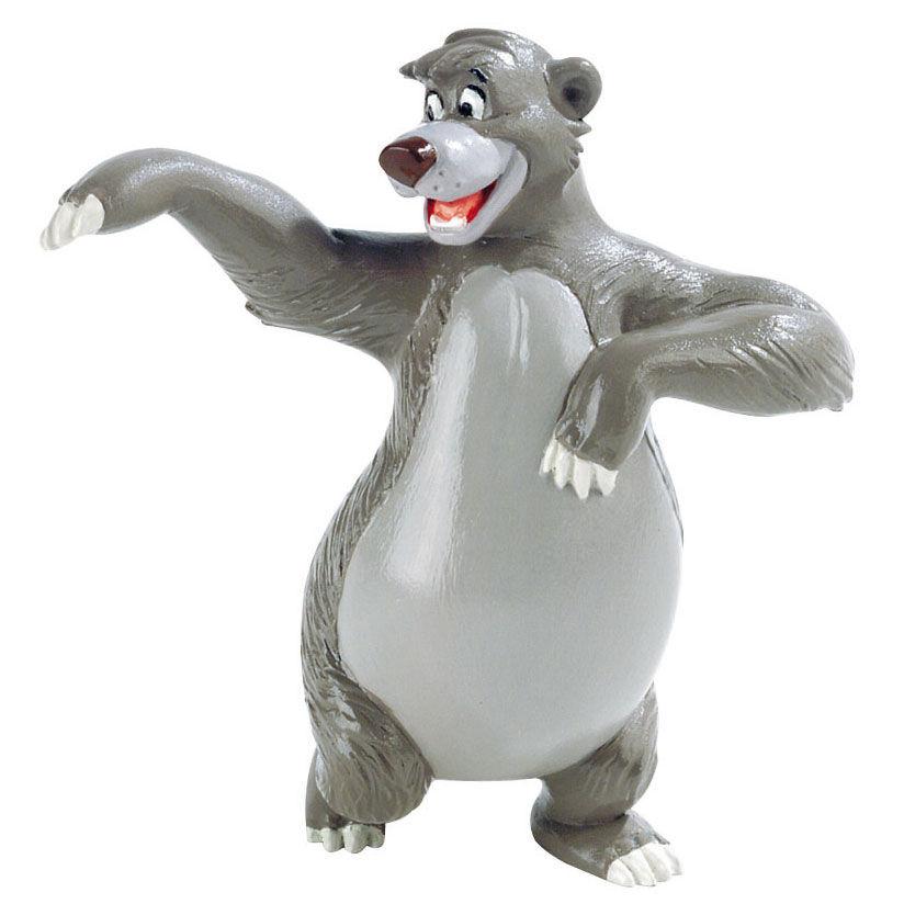 A dzsungel könyve Balu medve Disney figura termékfotó