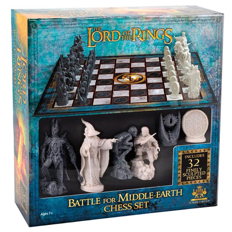 A gyűrűk ura sakk termékfotó