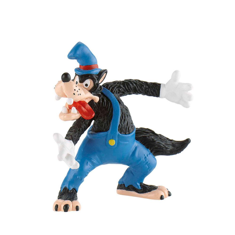 A három kismalac gonosz farkas Disney figura termékfotó