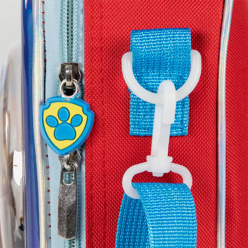A Mancs őrjárat confetti uzsonnás táska termékfotó