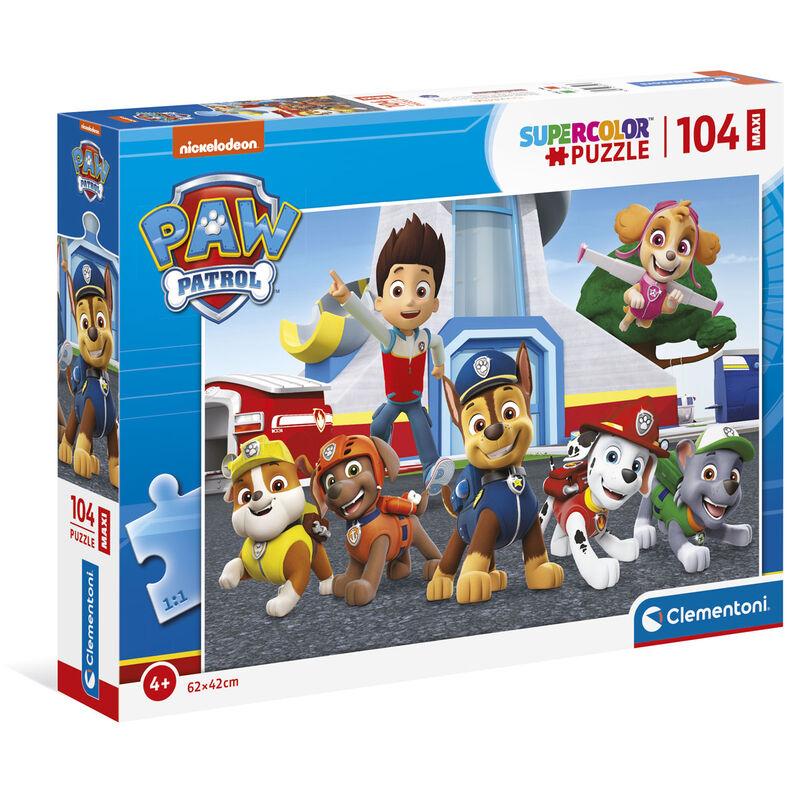 A Mancs őrjárat Maxi puzzle 104db-os termékfotó