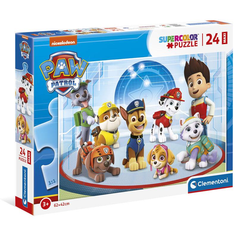 A Mancs őrjárat Maxi puzzle 24db-os termékfotó