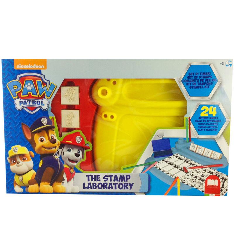 A Mancs őrjárat pecsételő játék termékfotó