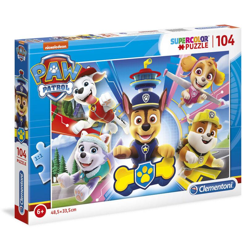 A Mancs őrjárat puzzle 104db-os termékfotó