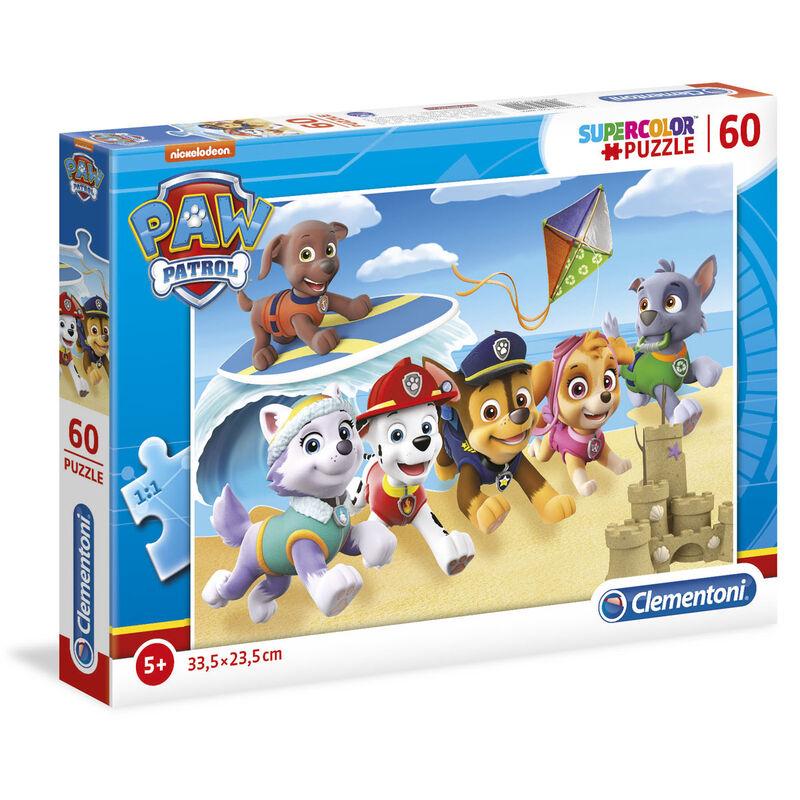 A Mancs őrjárat puzzle 60db-os termékfotó