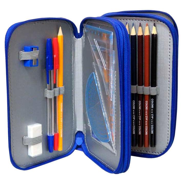 A Mancs őrjárat tripla tolltartó termékfotó