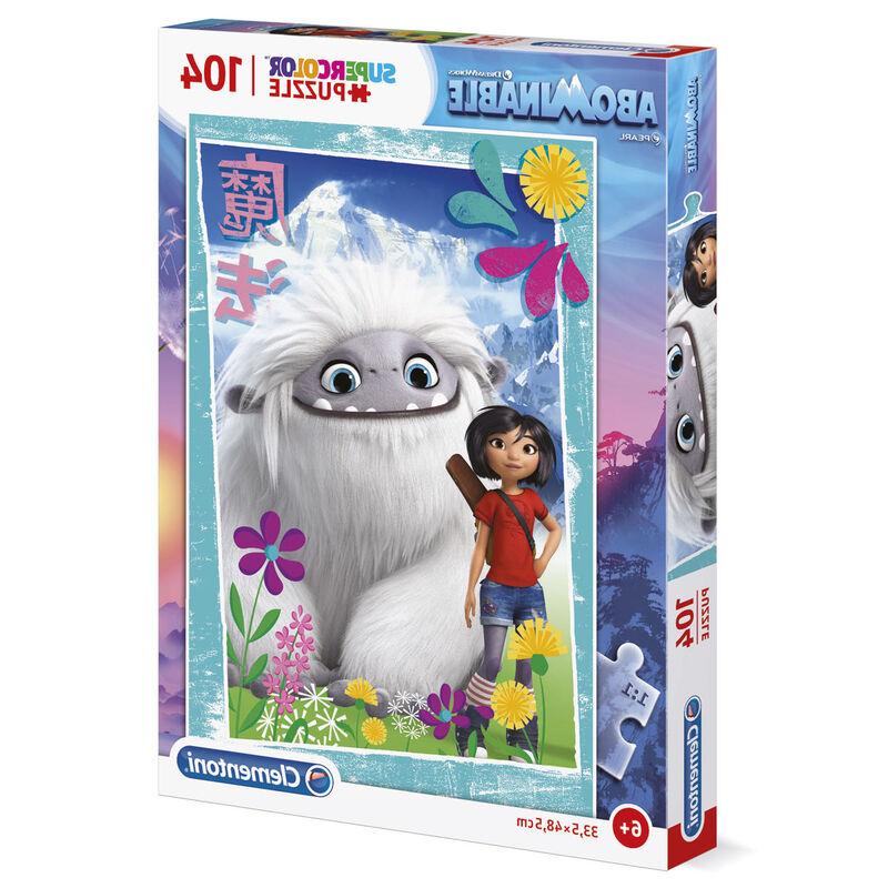 Abominable puzzle 104db-os termékfotó