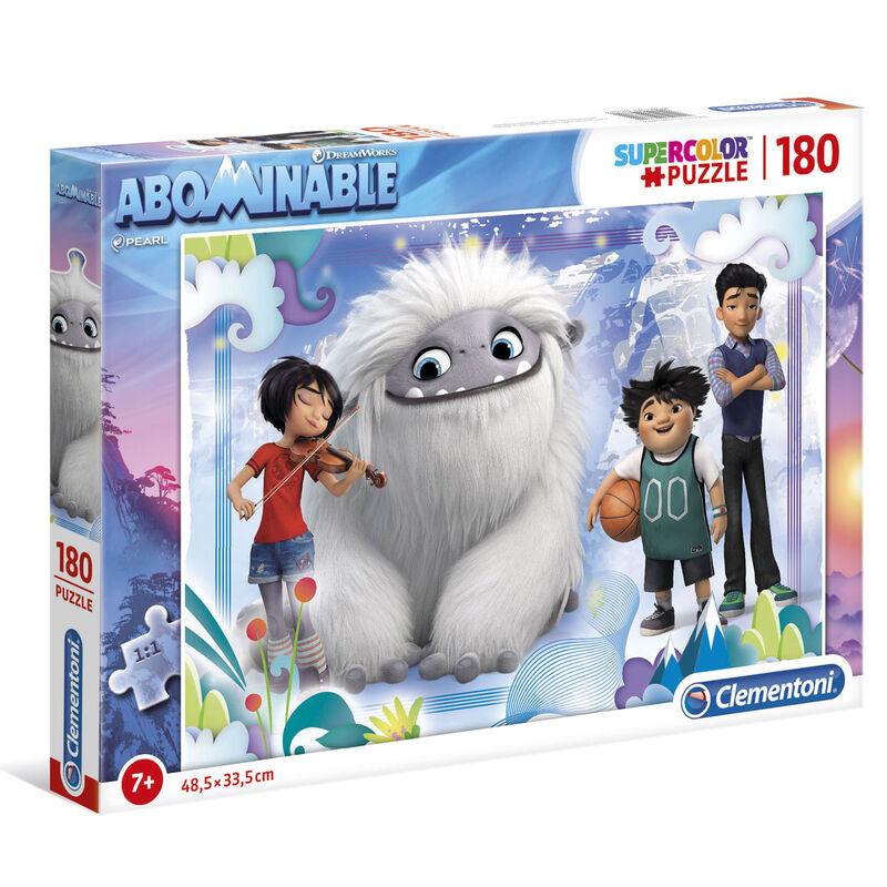 Abominable puzzle 180db-os termékfotó