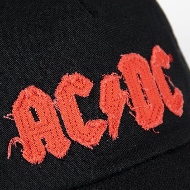AC/DC baseball sapka termékfotó