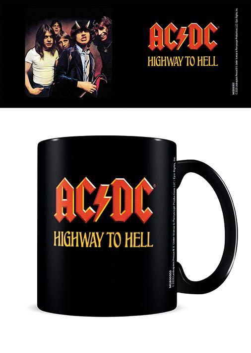 AC/DC bögre Highway To Hell termékfotó