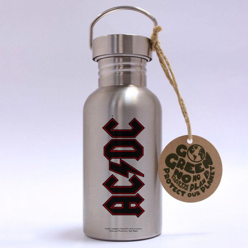 AC/DC Logós bottle termékfotó