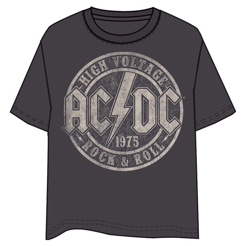 ACDC High Voltage felnőtt póló S-es termékfotó