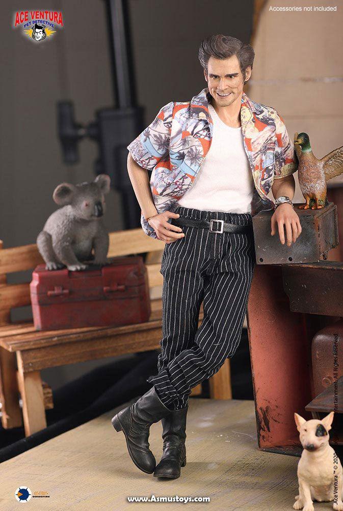 Ace Ventura: Pet Detective akciófigura 1/6 Ace Ventura 30 cm termékfotó
