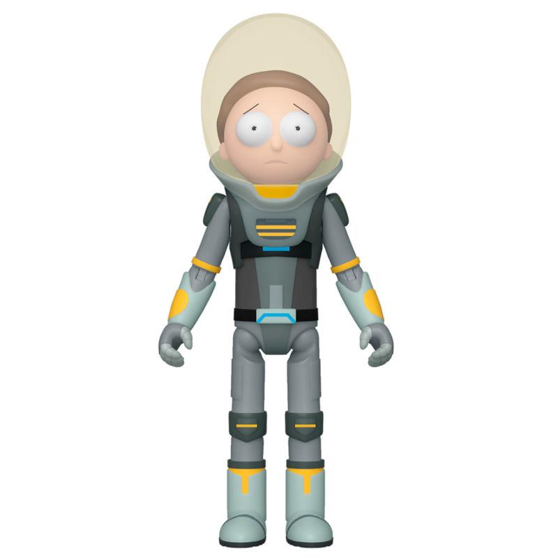 Action figure Rick & Morty Space Suit Morty termékfotó