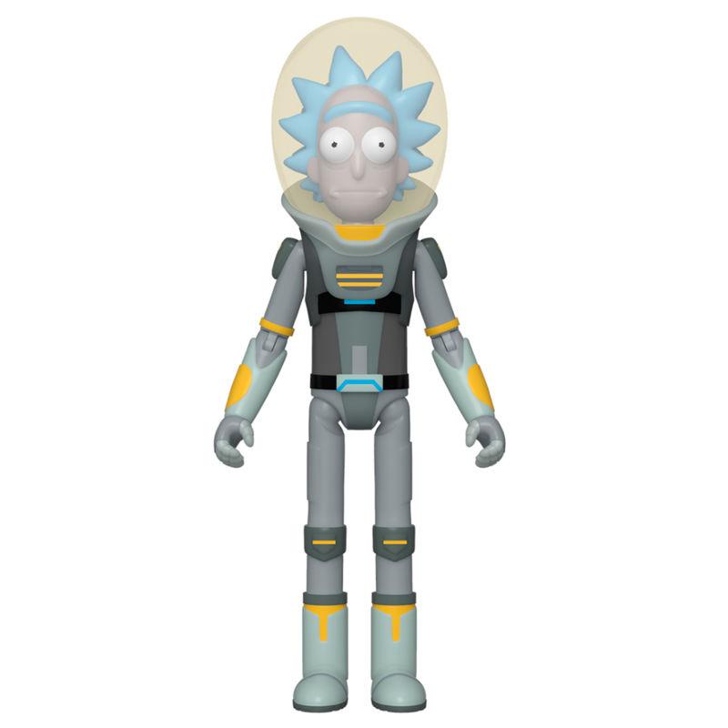 Action figure Rick & Morty Space Suit Rick termékfotó