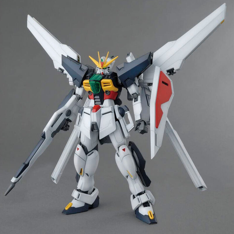 After War Gundam X Gundam dupla X modell készlet figura 18cm termékfotó