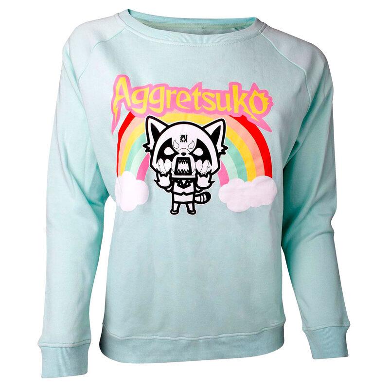 Aggretsuko Rage Aggretsuko női kötött pulóver [XL] termékfotó