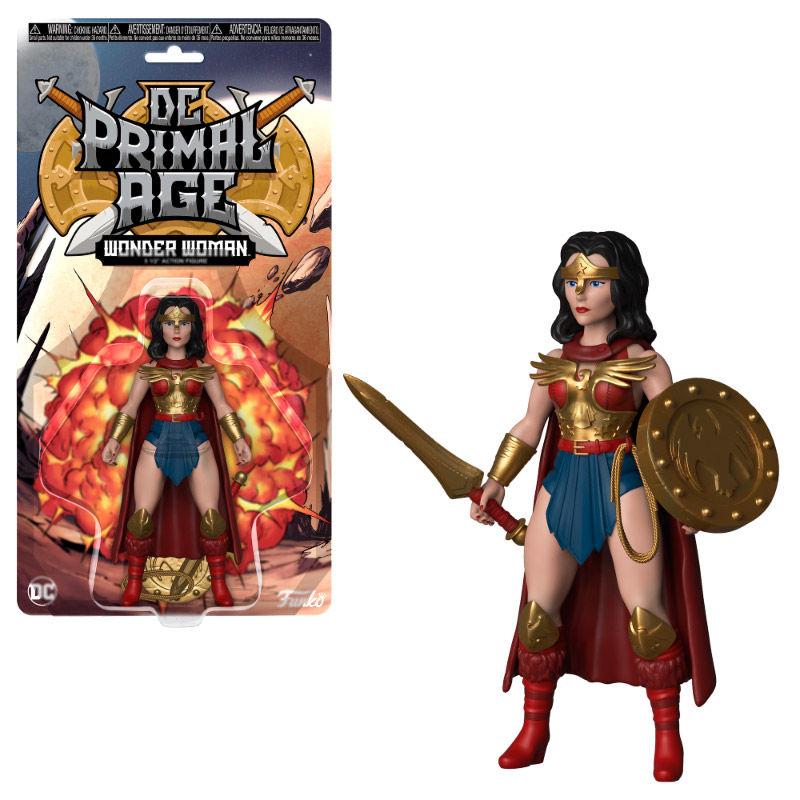 akció figura DC Primal Age Wonder Woman termékfotó