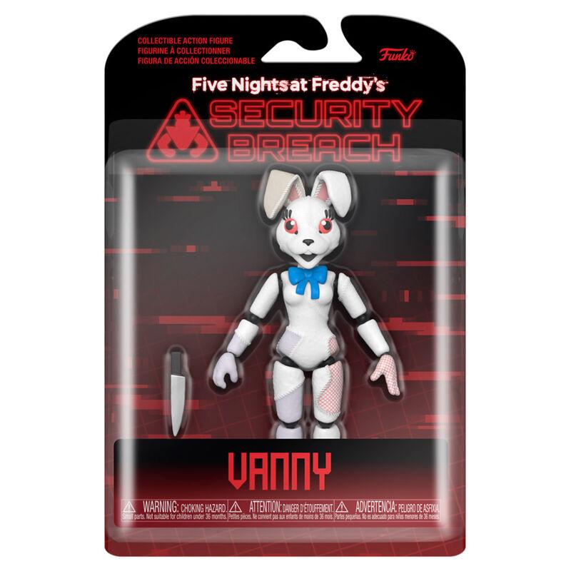 Akció figura Friday Night at Freddys Security Breach Vanny termékfotó