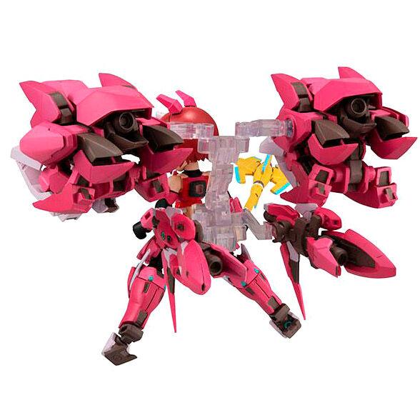Alice Gear Aegis Desktop Army Rin Himukai figura 14cm termékfotó