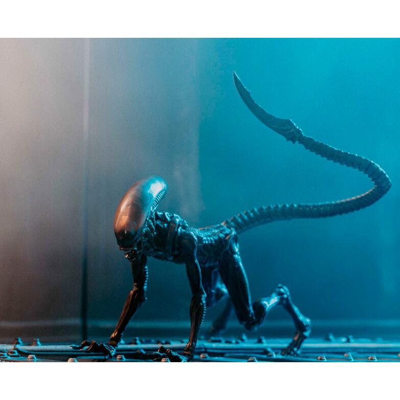 Alien 3 Dog Alien Look Up Exquisite Mini figura 10cm termékfotó