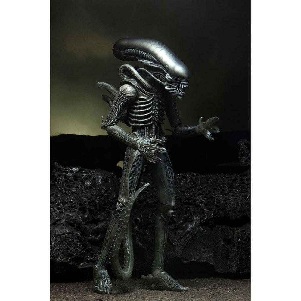 Alien 40. évforduló. Serie 4 The Alien figura 18cm termékfotó