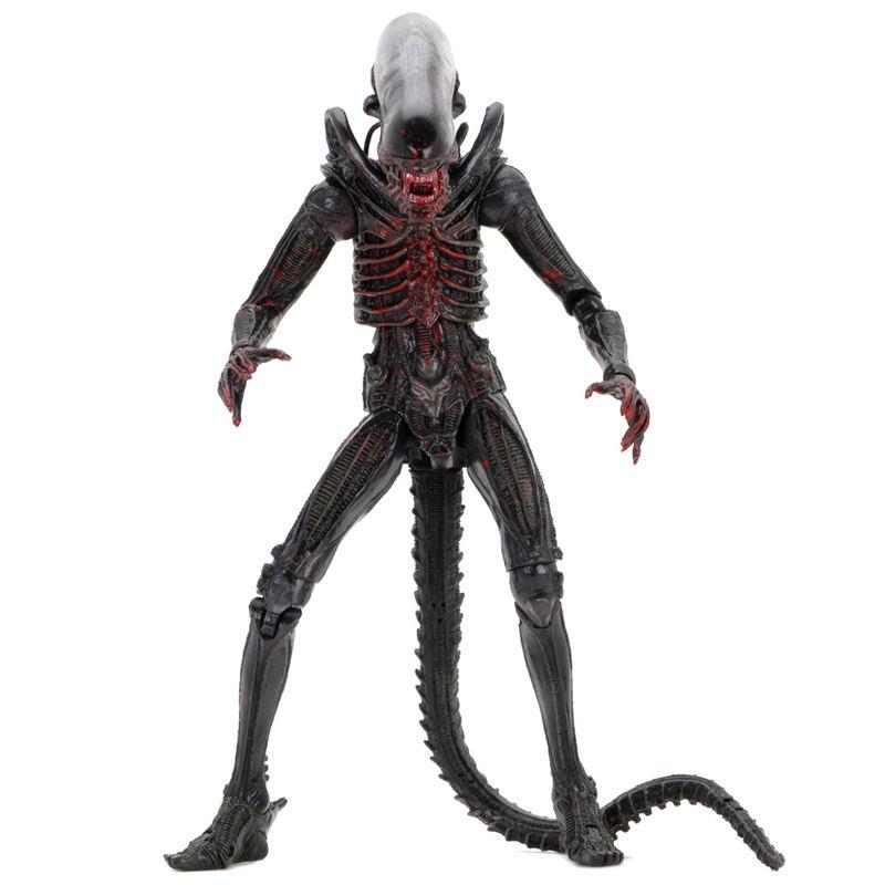 Alien 40. évfordulós Xenomorph Alien figura 18cm termékfotó