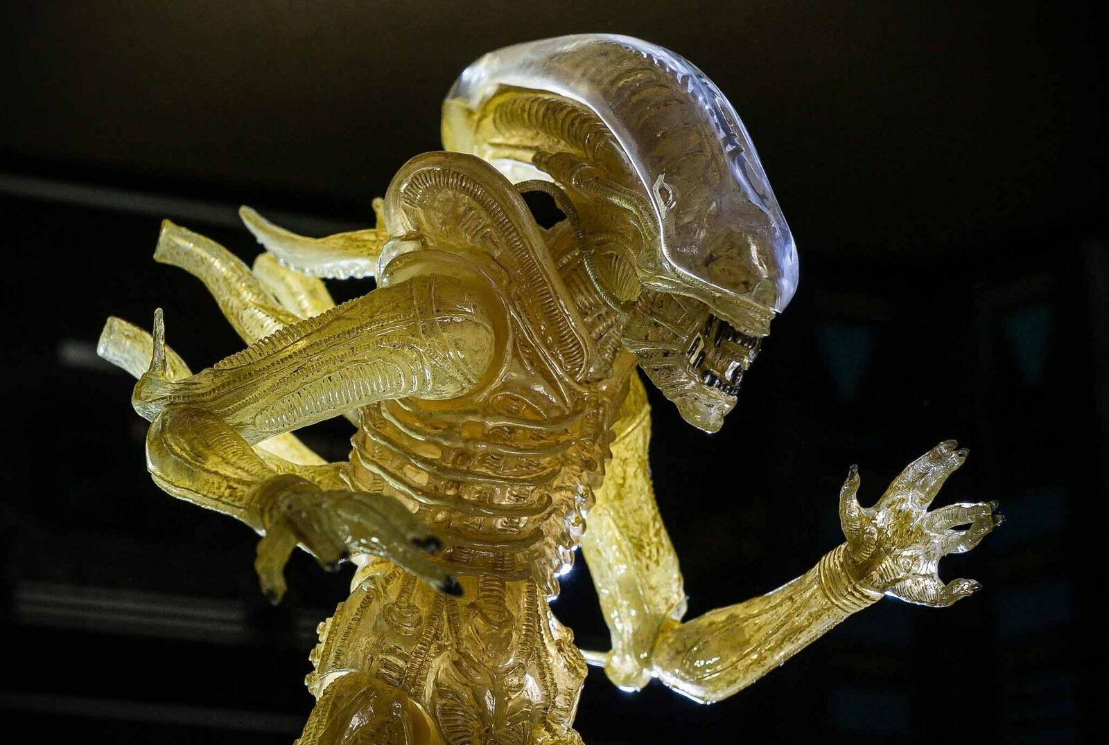Alien action figura termékfotó