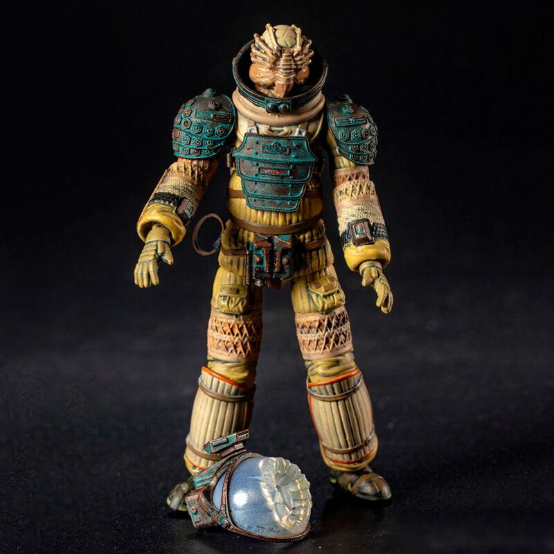 Alien Kane Exquisite Mini figura 10cm termékfotó