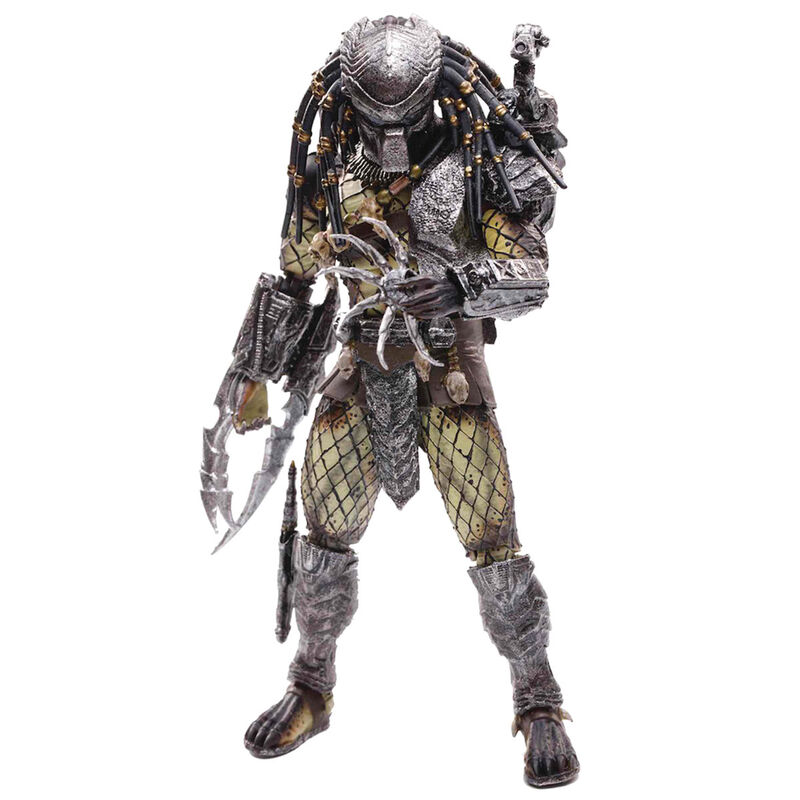 Alien vs Predator Blowout Temple Guard Predator figura 10cm termékfotó