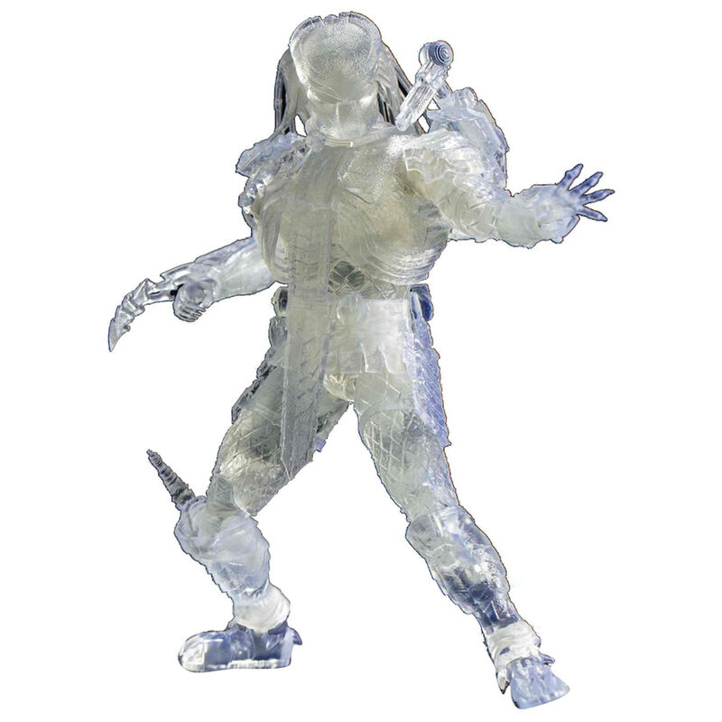 Alien vs Predator Invisible Scar Predator figura 10cm termékfotó