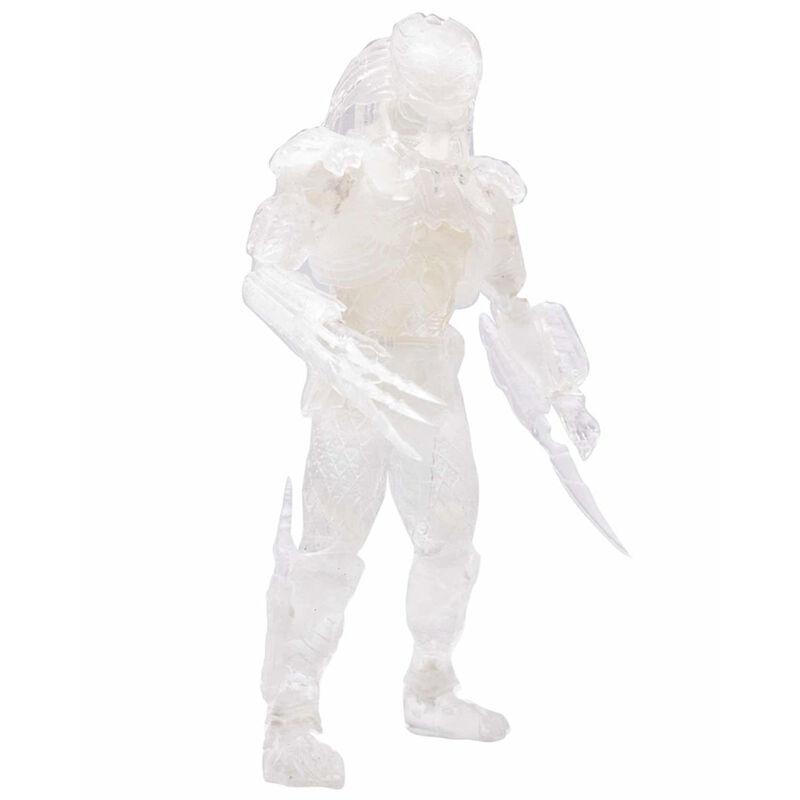 Alien vs Predator Previews Invisible Chopper Predator Exkluzív figura 10cm termékfotó