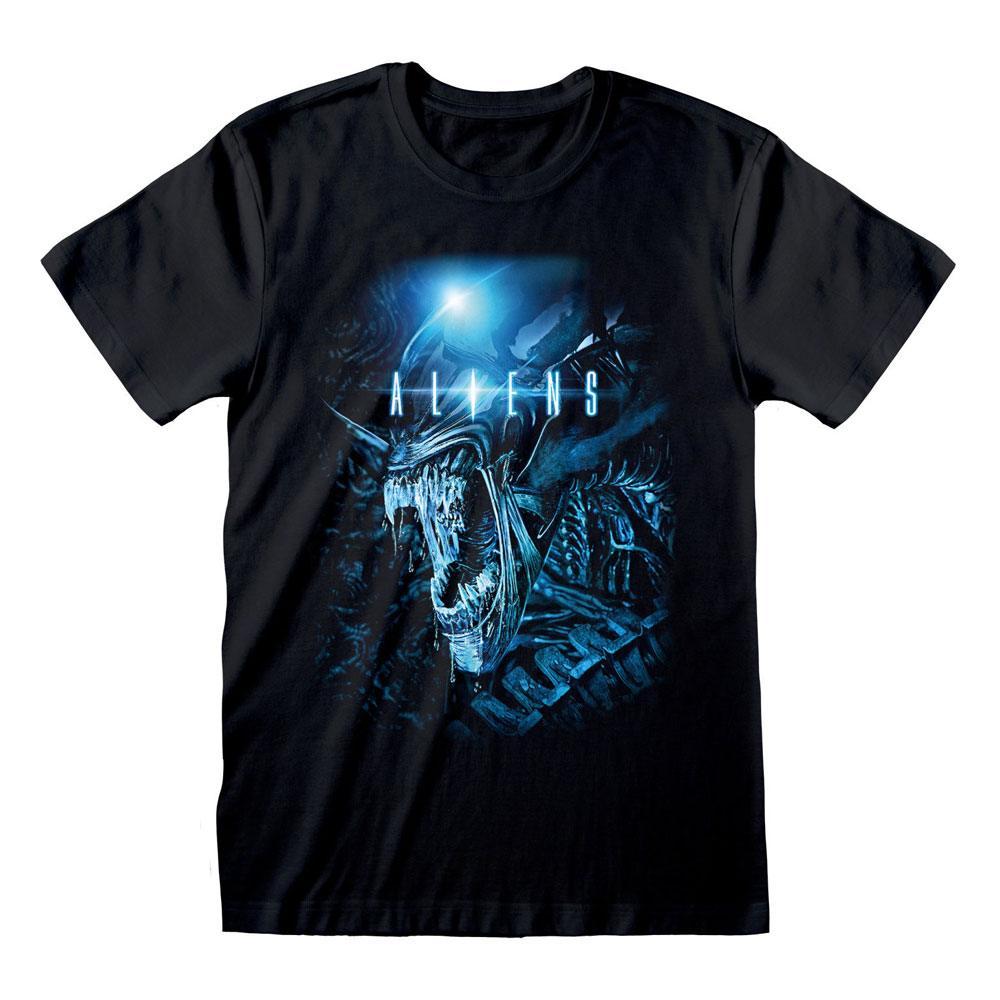 Aliens póló Key Art [S] termékfotó