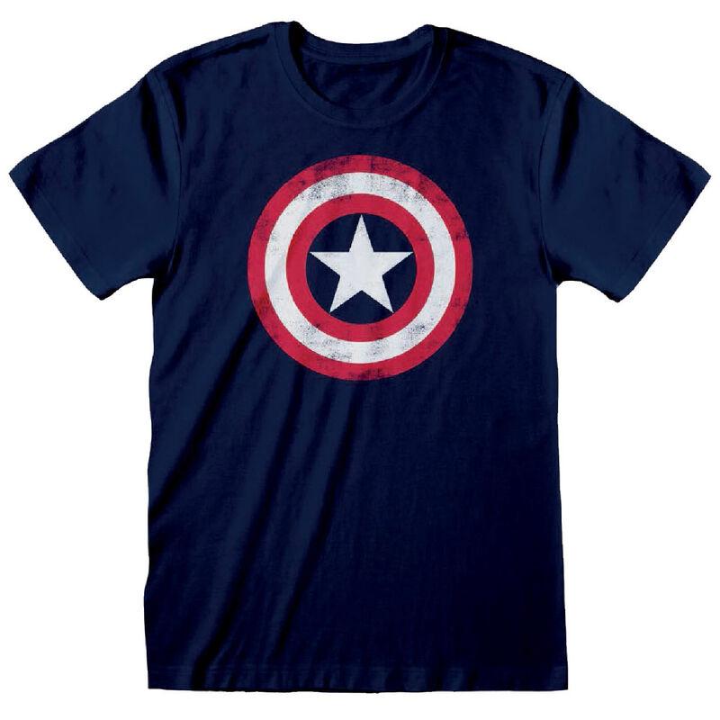Amerika Kapitány felnőtt póló [M] termékfotó