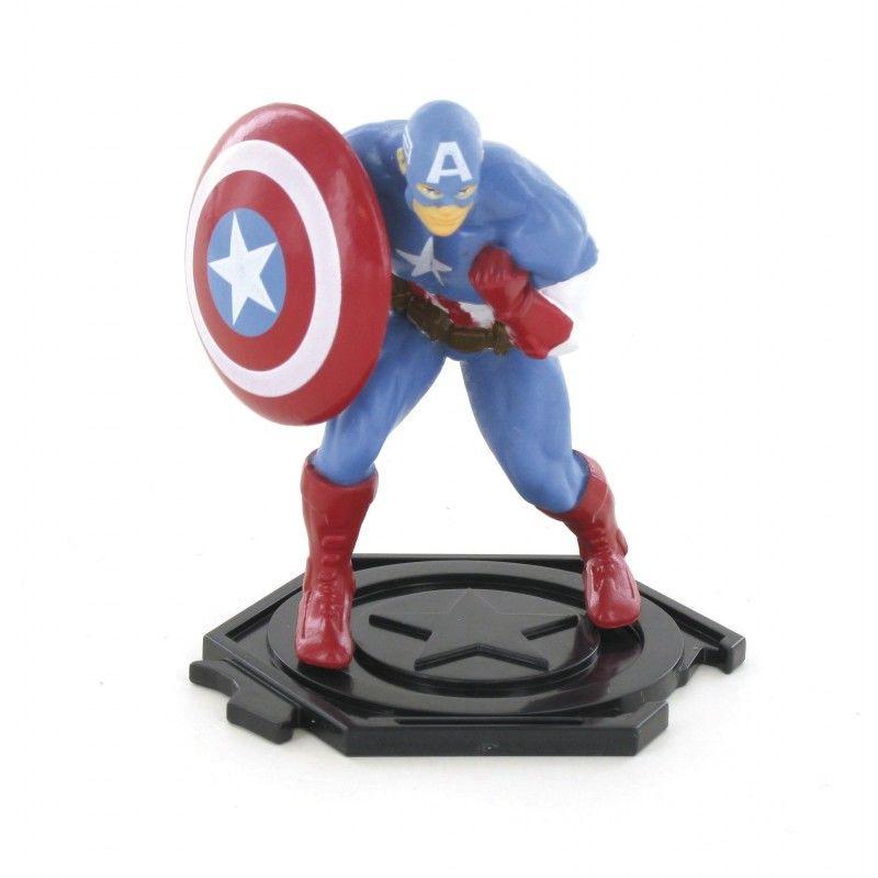 Amerika Kapitány Figura Marvel termékfotó