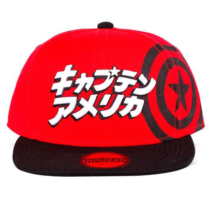 Amerika Kapitány Japanese baseball sapka termékfotó