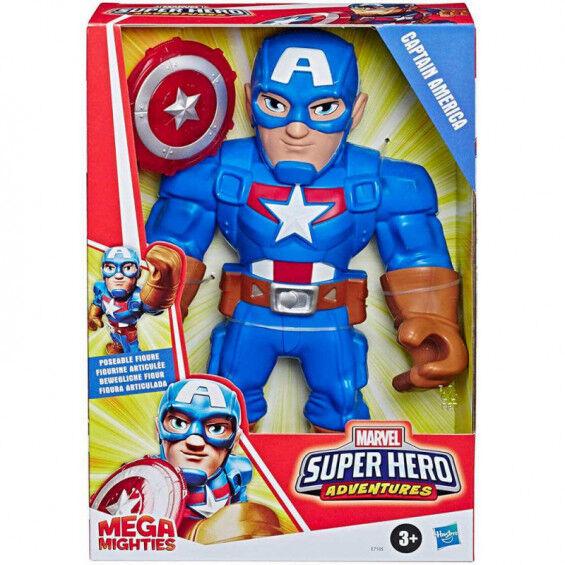 Amerika Kapitány Mega Mighties figura 25cm termékfotó