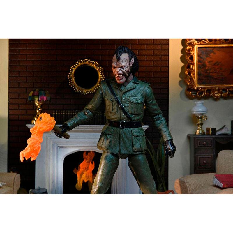 An American Werewolf in London Ultimate Nightmare Demon figura 18cm termékfotó
