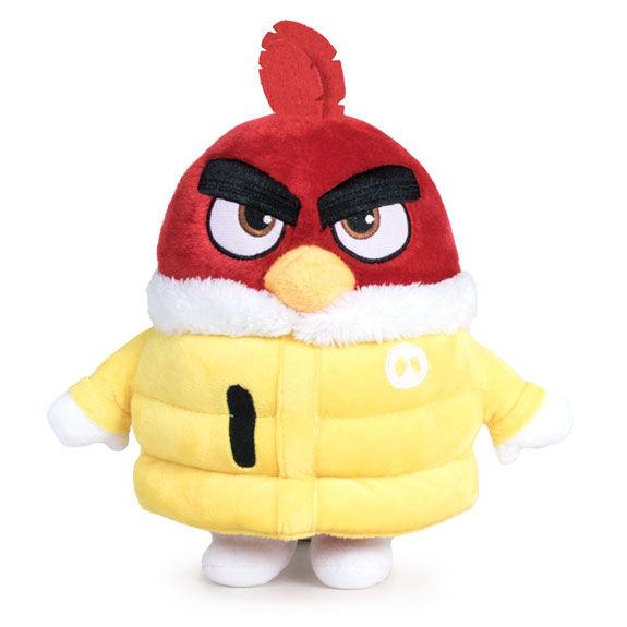 Angry Birds Eagle Island Red plüss 23cm termékfotó