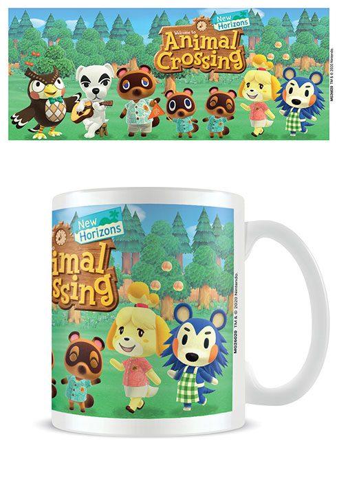 Animal Crossing Lineup bögre termékfotó