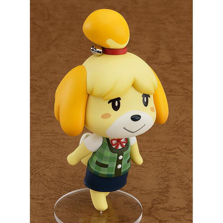 Animal Crossing New Leaf Shizue Isabelle Nendoroid figura 10cm termékfotó